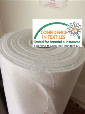 EB8028 100% Brushed Cotton Woven Fusible Interfacing Lt-Med - 90cm wide
