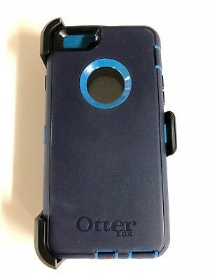 Otterbox Defender Case + Holster Clip for iPhone 6 & iPhone 6s Navy/Blue