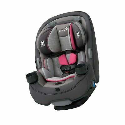 Safety 1st Grow and Go 3-in-1 Convertible Car Seat Everest Pink