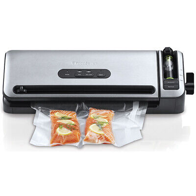 New FoodSaver   - VS7850 - Controlled Seal