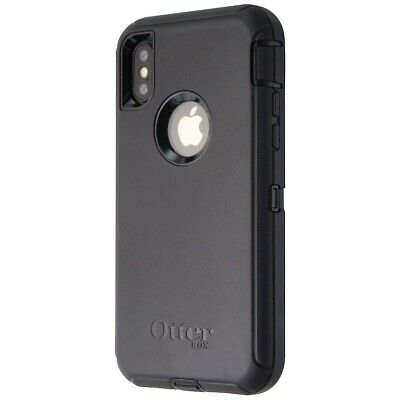 INCOMPLETE OtterBox Defender Series Screenless Case Cover for iPhone X 10
