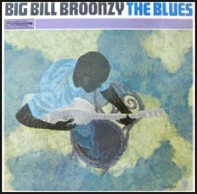 BIG BILL BROONZY The Blues sealed Scepter Records LP 50s recordings Chicago styl