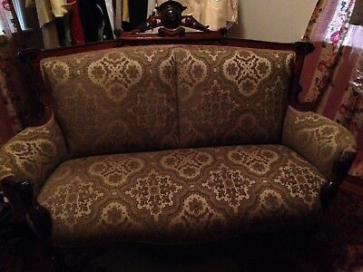 A Victorian Greek Revival COUCH/Settee/LOVE SEAT