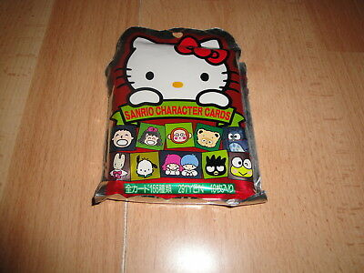 Hello Kitty Sanrio Booster Character Trading Cards By 1996 Made In Japan