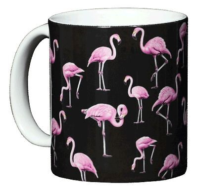 Flamingo 11 OZ Ceramic Coffee Mug Tea Cup Bird