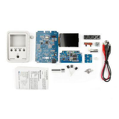 DS0150 15001K DSO-SHELL DIY Digital Oscilloscope Kit With Housing Case US