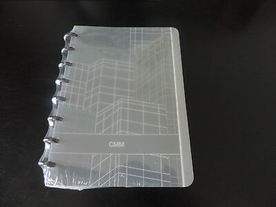 "LEVENGER CIRCA GRID paper notes measures 8 1/2 x 6"" brand new sealed notebook"