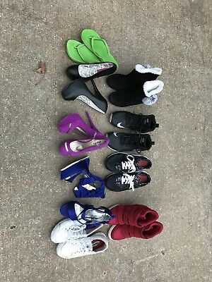 Lot Of Size 6 Womens Shoes High Heels Winter Shoes Summer Shoes