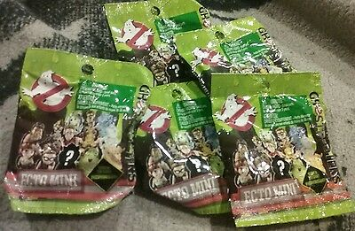 Ghostbusters Ecto Mini bag lot of 5 New Sealed Bags