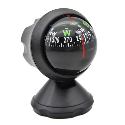 Ball Pocket Dash Dashboard Car Mount Navigation Compass Hiking Camping Outdoor