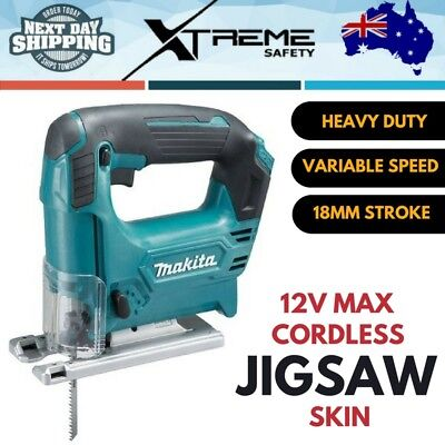 New Makita 12V MAX Variable Speed Jig Saw 18mm Stroke B-type Jigsaw Skin Only