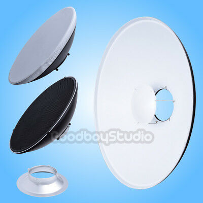42cm 16'' White Honeycomb Beauty Dish Multiblitz-B Mount (Speedring Changeable)