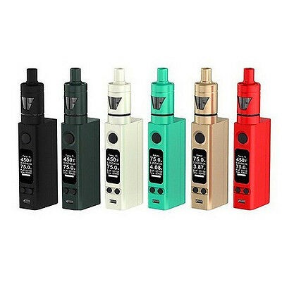 Hot eVic VTC Mini 75W LCD Electronic E Pen Collection Kit Temperature Control AU
