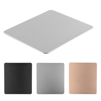 Aluminum Alloy Non-Slip Gaming Mouse Mat Pad Mousepad For Computer PC 180*160mm