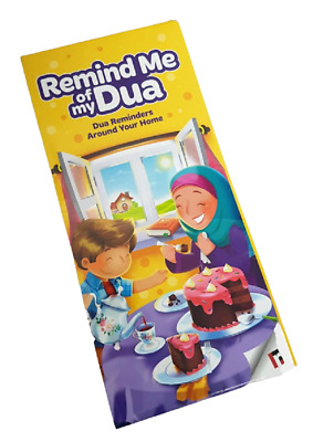 Remind Me: Colourful Illustrated Dua Reminders (Learning Roots - Children -Kids)