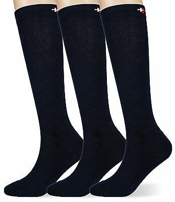 MD 3 Pairs Graduated Business Compression Socks For Women and Men -Anti-DVT,