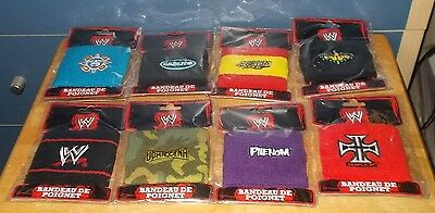 Groovy UK Official WWE Wristbands Magnets Badges Keyrings Watches