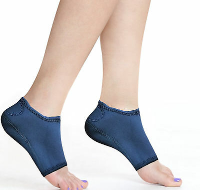 Plantar Fasciitis Heel Arch Support Compression Socks Foot Pain Relief Sleeves