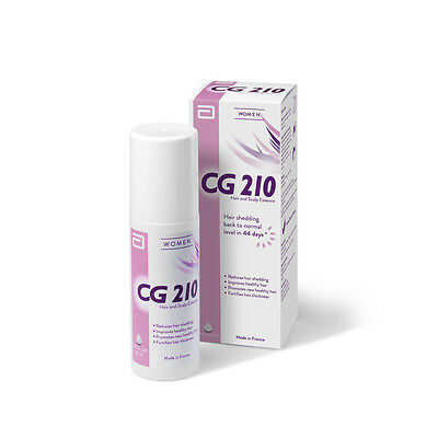 #MC ABBOTT CG210 Hair loss Treatment Women 80ml