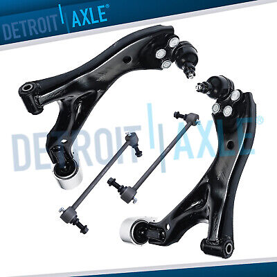 04-2007 Fits VUE CONTROL ARM W// BALL JOINT TIE RODS STABILIZER LINKS 8Pc