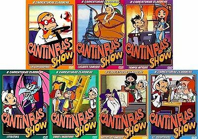 The Cantinflas Show DVD Set Series TV Episode Season Collection Lot Complete Kid