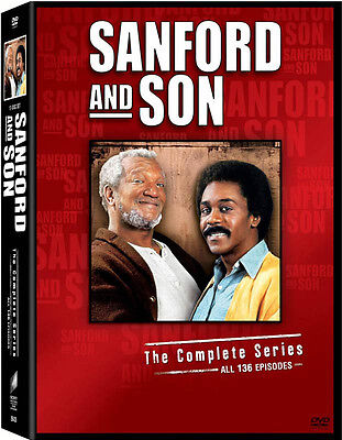 Sanford and Son Collection Complete Series Season 1-6 DVD SET Show Episodes Lot