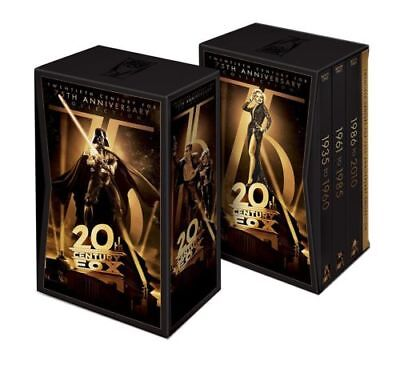 Fox 75th Anniversary Collection 75 Movie Complete Vol 1-3 DVD Set Collection Lot