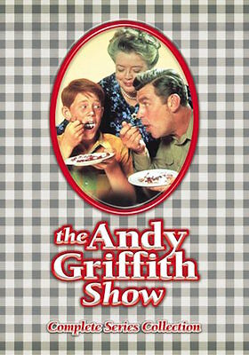 The Andy Griffith Show Complete Series DVD SET TV All Episodes Lot Box Season R1
