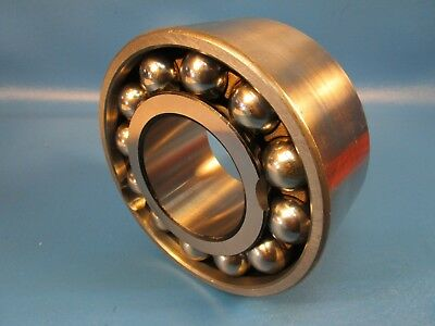 Fafnir 5314W BR Double Row Ball Bearing, C3 Clearance, 20° Contact Angle, Timken