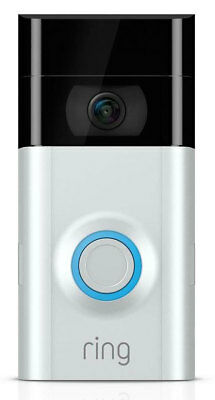 New Ring - 8VR1S70AU0 - 1080HD Video Doorbell 2