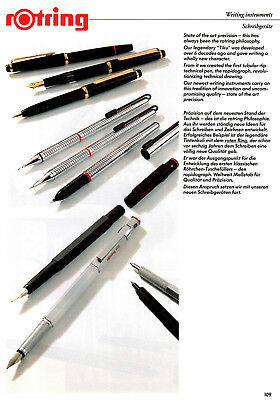 rOtring 600 Newton etc - Catalog 1990 PDF - Katalog 1990 PDF - 124 S. - GERMANY