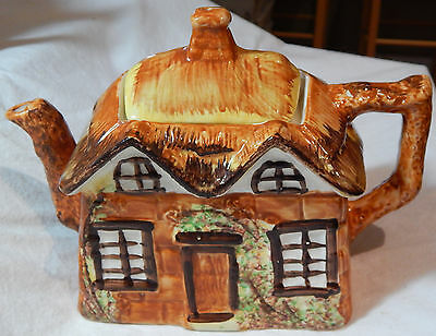 Price Kensington England Cottage Ware Teapot And Lid Vintage Collectible