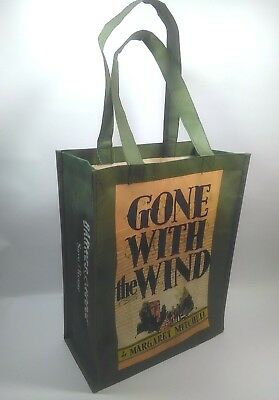New GONE WITH THE WIND Barnes & Noble Classics Green Tote Book Bag Exclusive