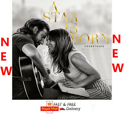 A Star Is Born - Lady Gaga Bradley Cooper CD #Fast Dispatch#
