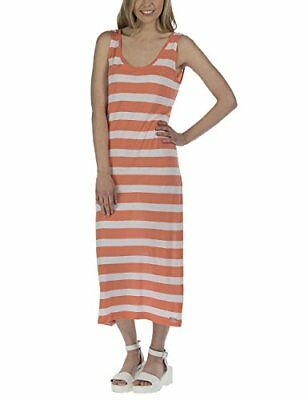 Bench EXPERT-Vestito  Donna    Orange (Fusion Coral PK143-WH001) 40