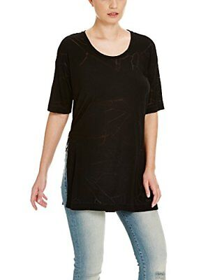 Bench Corridor T Shirt, Donna, CORRIDOR, Black, L