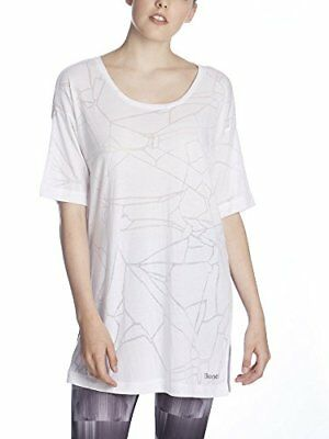Bench Corridor T Shirt, Donna, CORRIDOR, bianco, XL