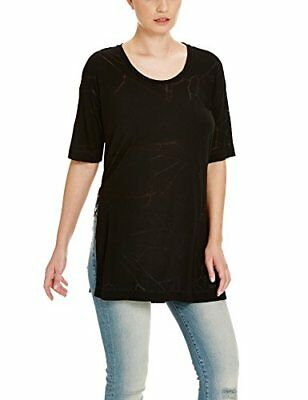 Bench Corridor T Shirt, Donna, CORRIDOR, Black, XL