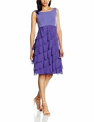 Swing 777577-10, Vestito Donna, Viola (ultra violet 431), 44