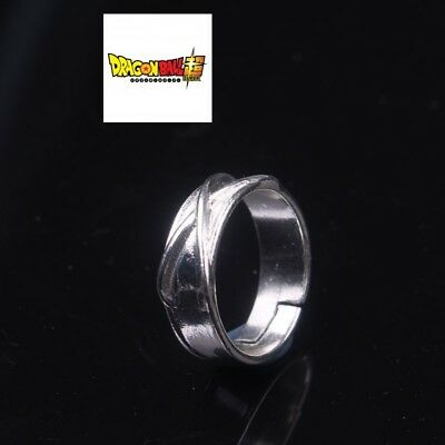 Anello Del Tempo Dragonball Super Black Goku  Cosplay Dragon Ball Z Manga Ring