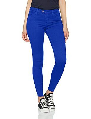 Replay Touch High Waist, Skinny Jeans Donna, Blu (Elettric Blue 279), W26/L34 (T