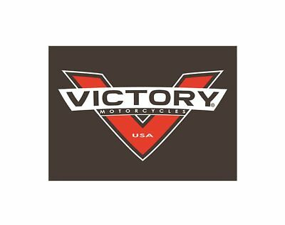 Victory Motorcycle 'V' Logo patch...2863937....in stock
