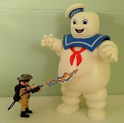 Playmobil Ghostbusters - Stay Puft Marshmallow Man & Ray Stantz, 9221, TOP!!!
