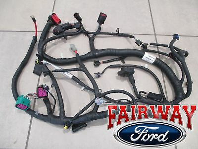 05-07 super duty oem ford engine wiring harness 6 0l 11/4/