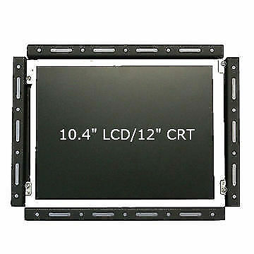"""Cnc Replace Monitor 10.4"""" Lcd For 12"""" Crt"""