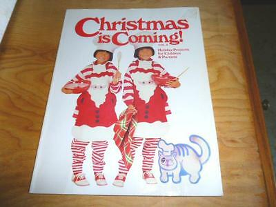 Christmas Is Coming Vol3 Holiday Projects For Children & Parents By Oxmoor House