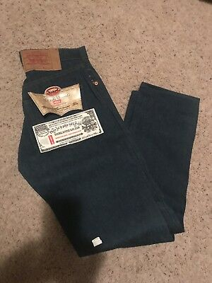 Vintage Made in USA Levi's 1981,  505-0217, 27-29, Original Red Tag