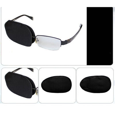 Medical Occlusion Eye Patch For Glasses/ Specs Amblyopia One Eye Children Adults