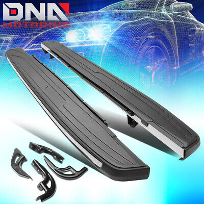 For 2016 2017 Honda Pilot 5 Matte Black Running Board S Step Nerf Bar