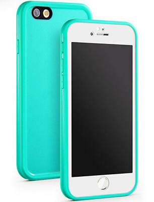 Waterproof SNOWPROOF Hybrid Rubber TPU Case Cover For iPhone 5/6/6+/7/7+/8/X/ XS